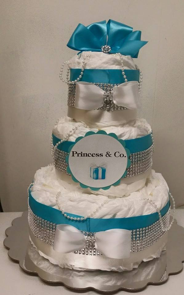 Adrianas Creations CUSTOM DIAPER CAKES