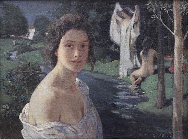 Ludwig Von Hofmann: Notturno