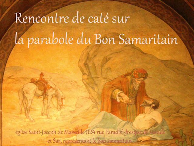 Caté inter-générations : le Bon Samaritain