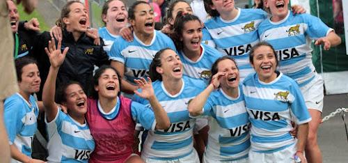 Concentración Nacional de Rugby Femenino