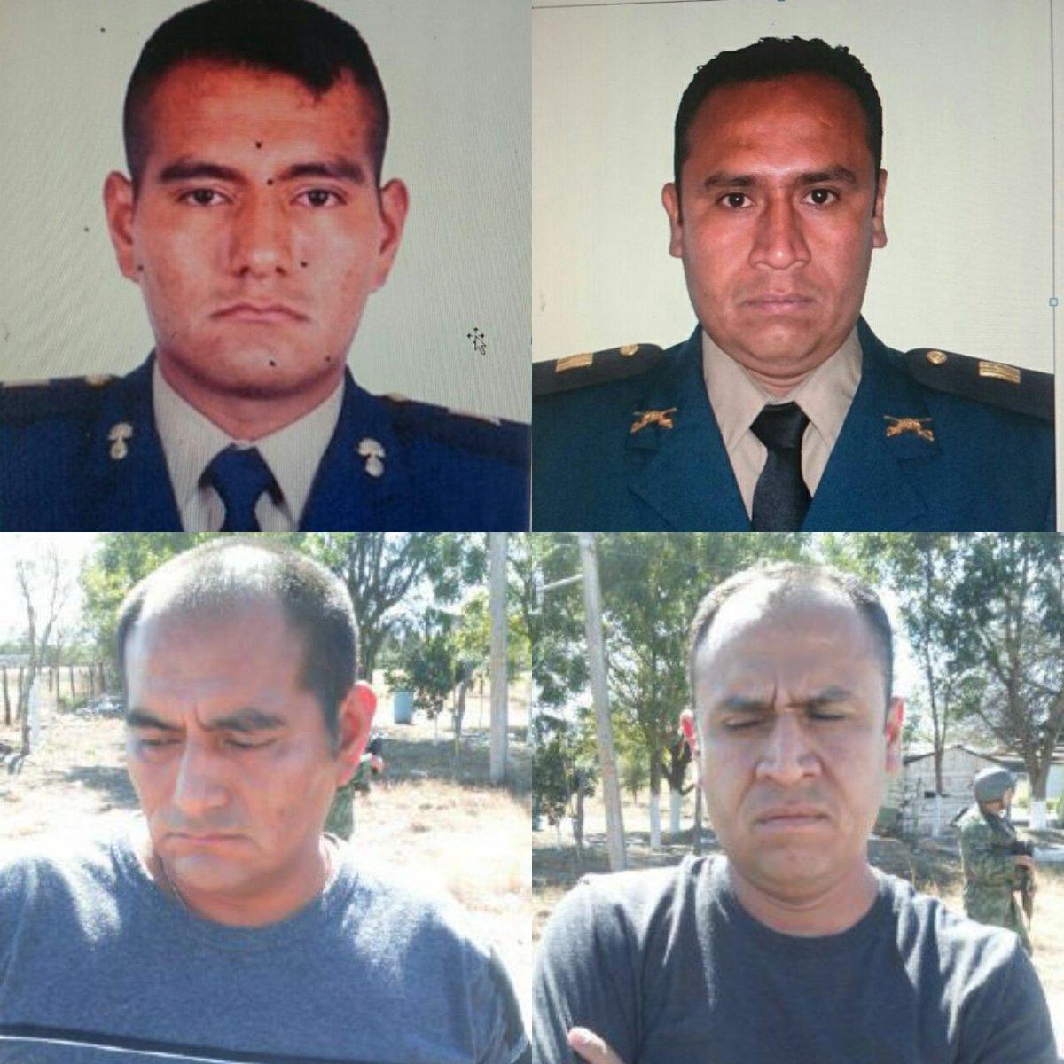 Detienen a dos tenientes de Sedena con cargamento de armas para líderes Zetas en Tamaulipas