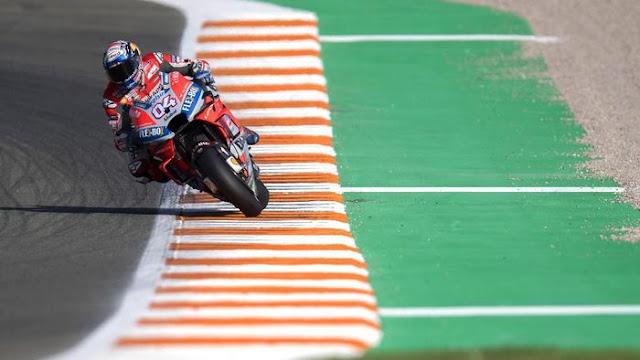 Dovizioso: Ducati Sudah Cepat, Cuma Kurang Sedikit Lagi