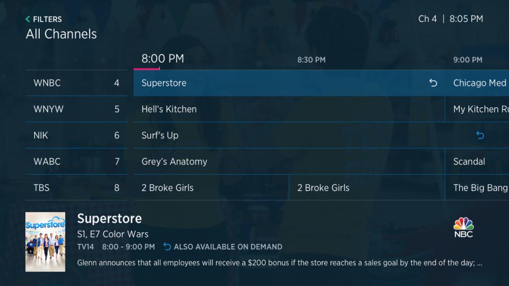 Descargar Spectrum TV 6.7.0.352203 release para ver TV en Android
