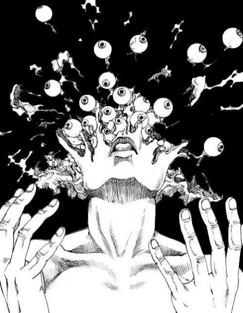 Shintaro Kago horror
