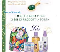 Logo L'Erbolario ''Albero di Giada..profumo di fortuna'': vinci 183 Beauty Bag e 10 collane in oro e Giada