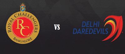 RCB vs DD Match 5: IPL 2017