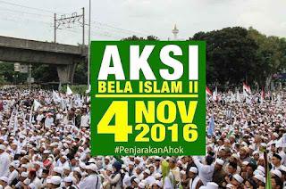 Aksi bela Islam 2