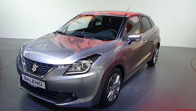 Spesifikasi dan Review terbaru Suzuki Baleno Hatchback