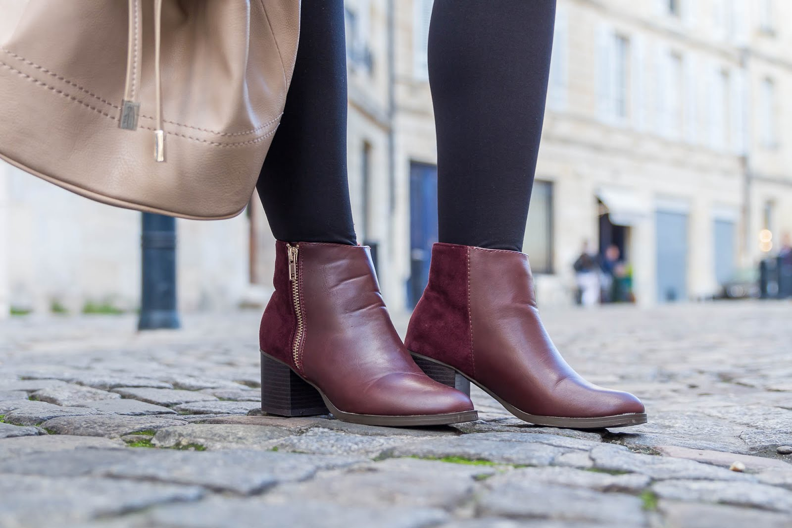 Bottines Kiabi