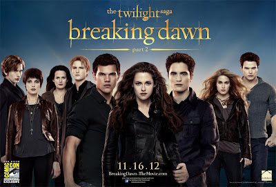 Twilight - Breaking Dawn - Partie 2