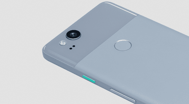 Smartphone Google Oreo