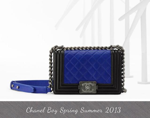 Boy CHANEL flap bag in lambskin    163 2 310Chanel Boy Bag Red 2013