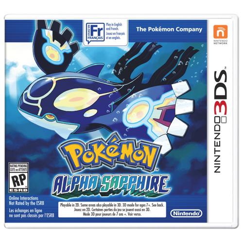 Pokémon Star Sapphire (Decrypted 3DS Rom)