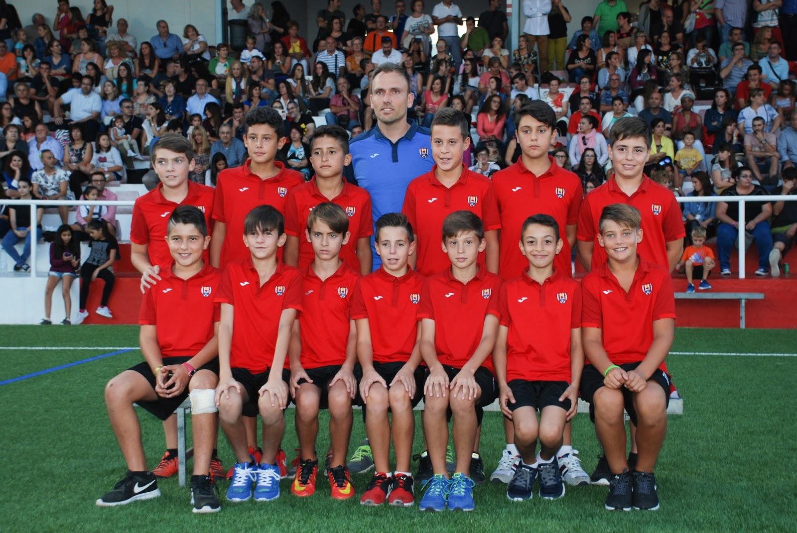 Cd onda escuela de futbol convocados con la selecci n for Federacion valenciana de futbol