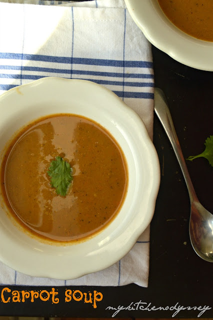 carrot soup recipe3