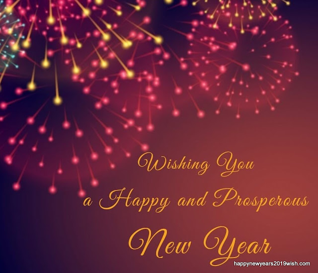 Advance Happy New Year 2019 Wishes SMS & Quotes