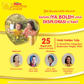 Parenting Seminar Banjarmasin Oleh Dancow Parenting Center