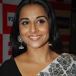 Vidya Balan At 92.7 Big FM Photos