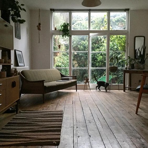 Ceiling To Floor Windows