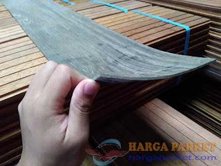 Pemasang dan penjual lantai kayu di Cianjur