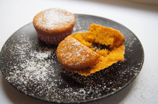 muffin pumpkin