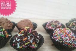 Resep Cara Membuat Brazilian Brigadeiros Chocolate Truffle Balls Alias Bola-bola Milo di Indonesia