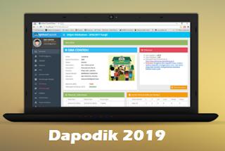 Dwonload Aplikasi Dapodikmen Versi 2019