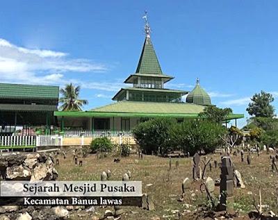 masjid Pusaka Banua Lawas