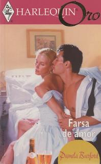 Pamela Burford - Farsa De Amor