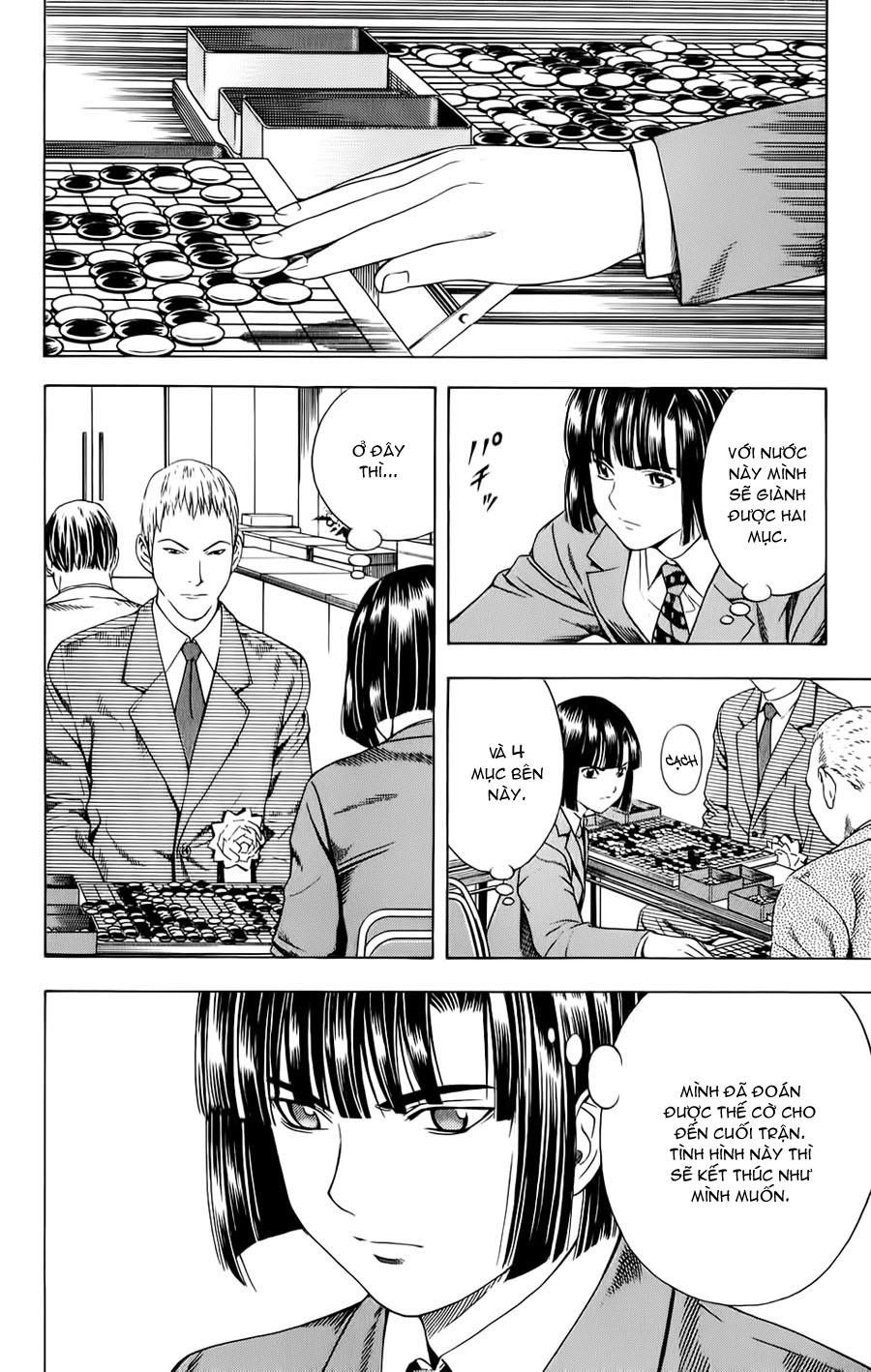 Hikaru No Go hikaru no go chap 72 trang 11