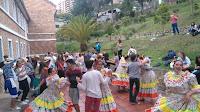 Troupe de danses colombiennes du Minuto de Dios