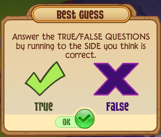 Animal Jam Fan: Best Guess Game