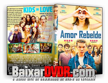 Amor Rebelde (2017) DVD-R AUTORADO