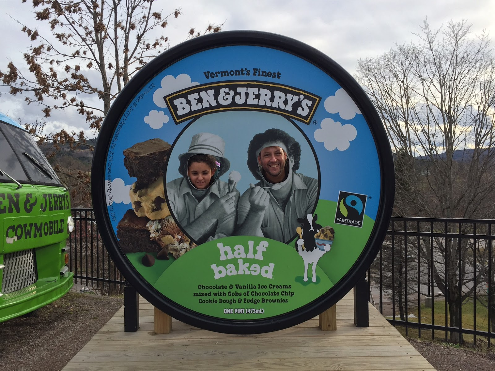 Kosher Factory Tours : 65 Degrees in December: A Trip to Ben