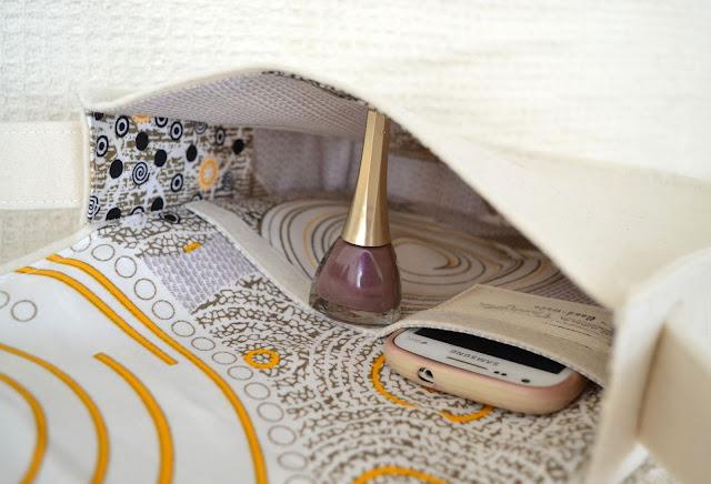 сумка ручной работы в этно-стиле