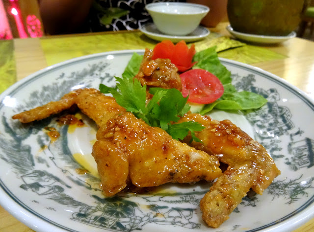 Fried Chicken - Chao Em! Viet Bistro in Ben Thanh, Ho Chi Minh City