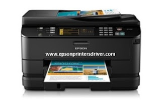 Epson WorkForce Pro WP-4540 Driver