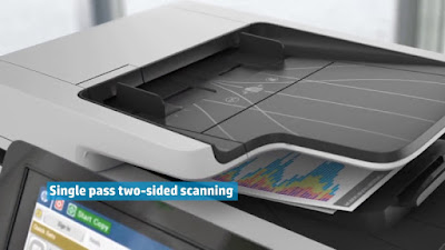 Download HP LaserJet M527DN Driver Printer