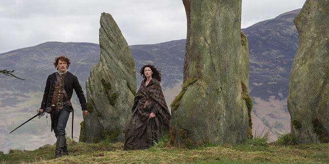 [Especial: día del libro] Outlander - libros vs serie