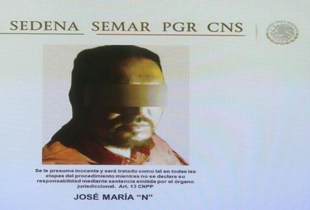 """Trasladan al 'Z43' al penal del Altiplano donde se encuentran capos como , """"El Güero Palma"""", Mario Cárdenas Guillén """"El M1"""","""" El Teo"""""""
