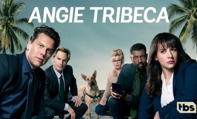 Download Angie Tribeca Season 1-4 Complete 480p All Episodes