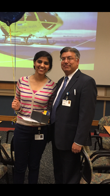 MedStar Academics: Our Residents Are HeRO's, Too!