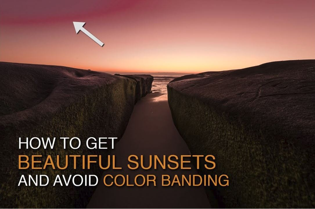 How to Use HSL for Beautiful Sunsets without Color Banding