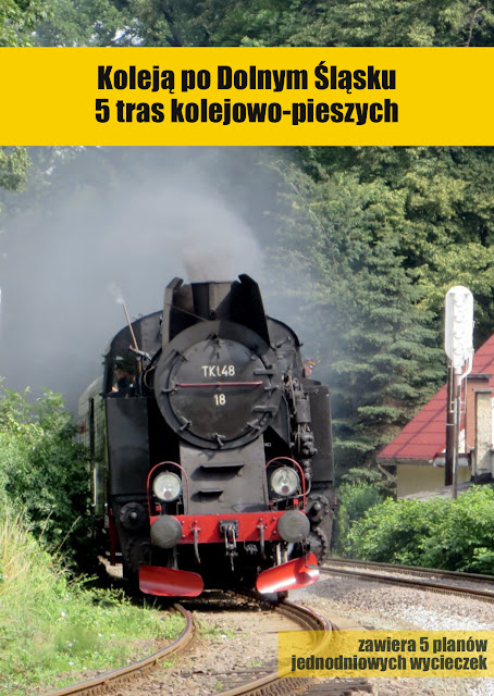 Koleją po Dolnym Śląsku: 5 tras kolejowo-pieszych