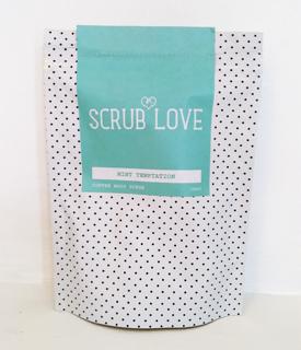 Scrub Love, Mint Temptation, Coffee Scrub, Organic Body Scrub, Body Beautiful, Beach Ready
