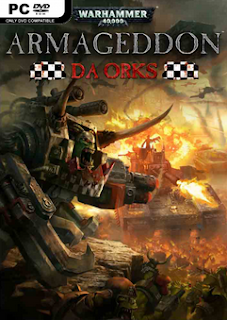 Download Warhammer 40000 Armageddon Da Orks PC Free Full Version