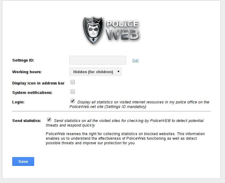 حجب المحتوى الاباحي من على المتصفحين جوجل كروم و فايرفوكس