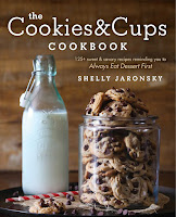 Review: The Cookies & Cups Cookbook by Shelly Jaronsky