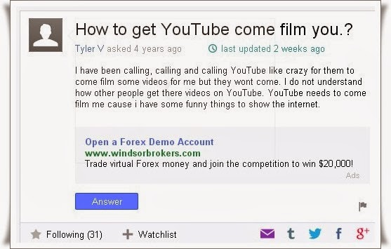 22 Hilarious & Crazy Questions On Yahoo Answers