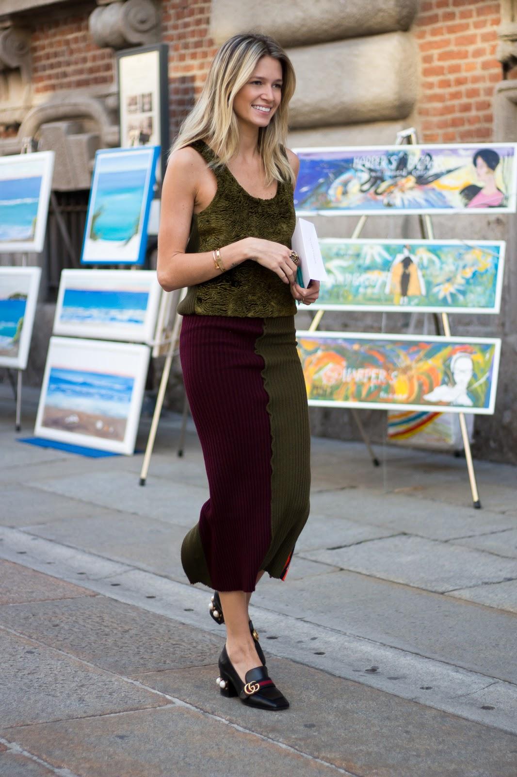 #MFW - Street Style Day 4